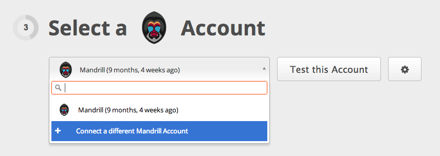 Connect Mandrill to Zapier