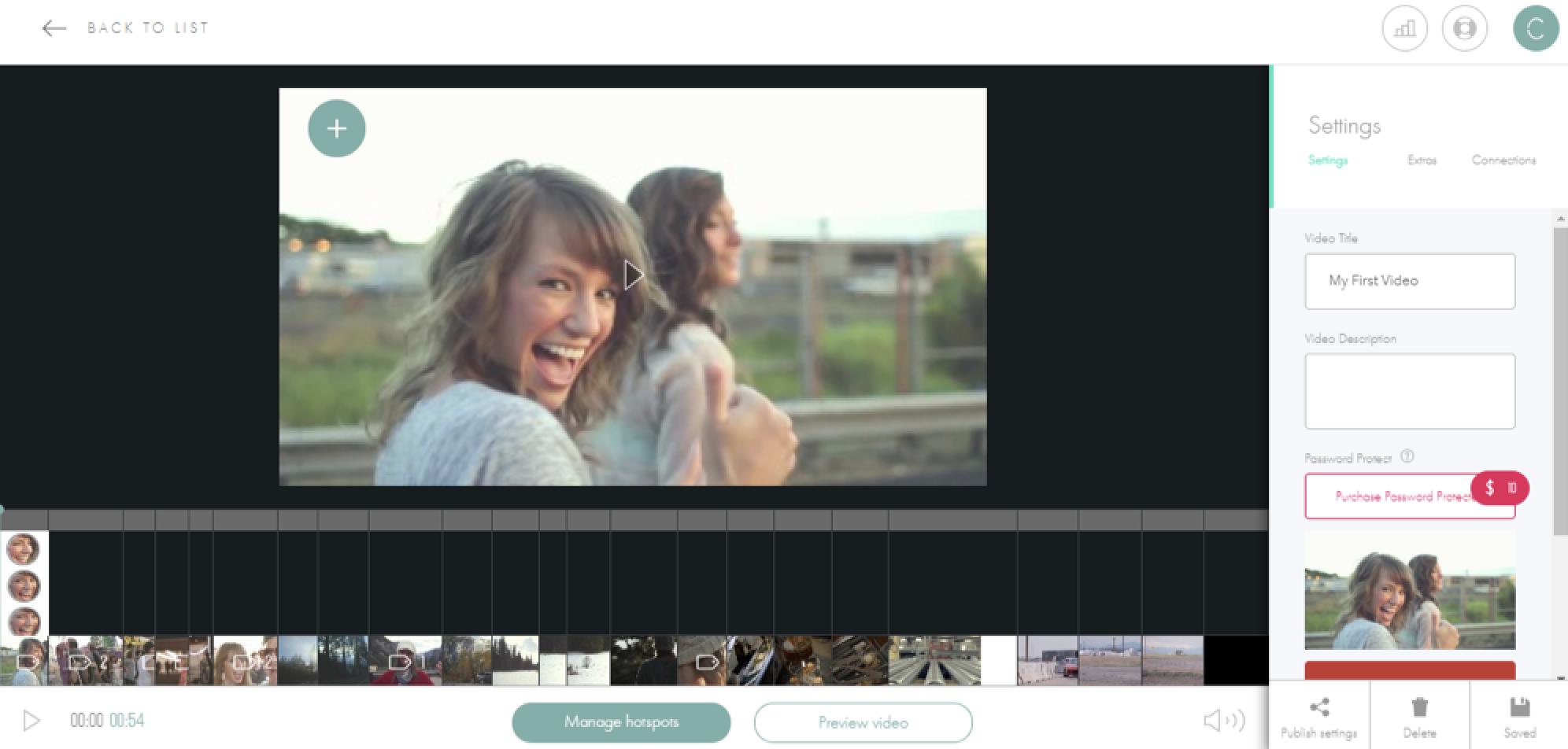 WIREWAX screenshot
