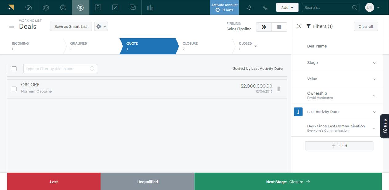 Zendesk Sell Updates | Zapier