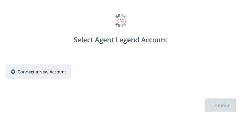 Click to connect Agent Legend