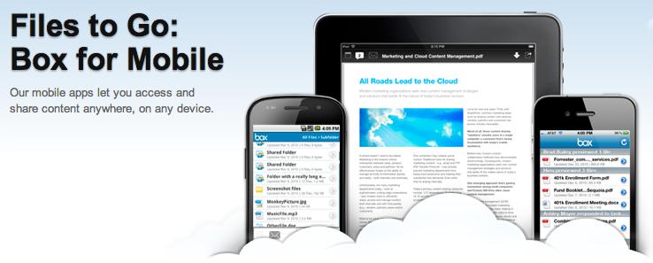 Box Mobile App