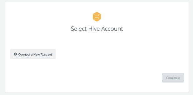 Click to connect Hive
