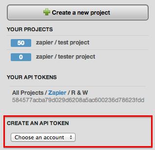 Grab your Lighthouse API Key