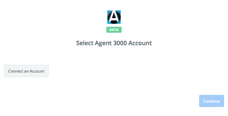 Click to connect Agent 3000