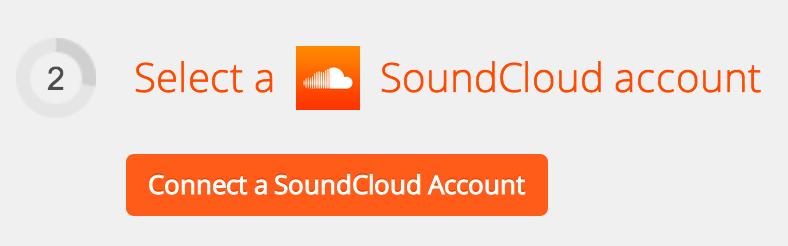 Connect Soundcloud to Zapier