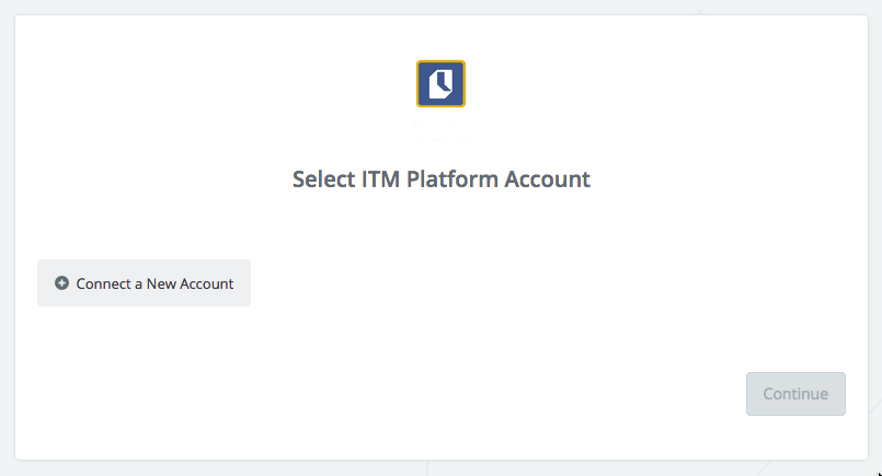 Click to connect ITM Platform