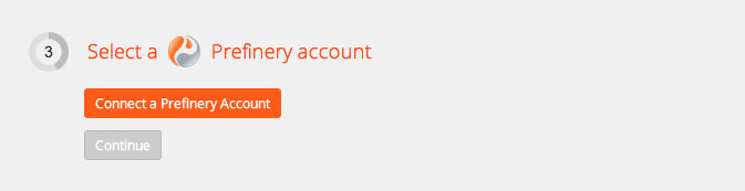 Connect your Prefinery account to Zapier