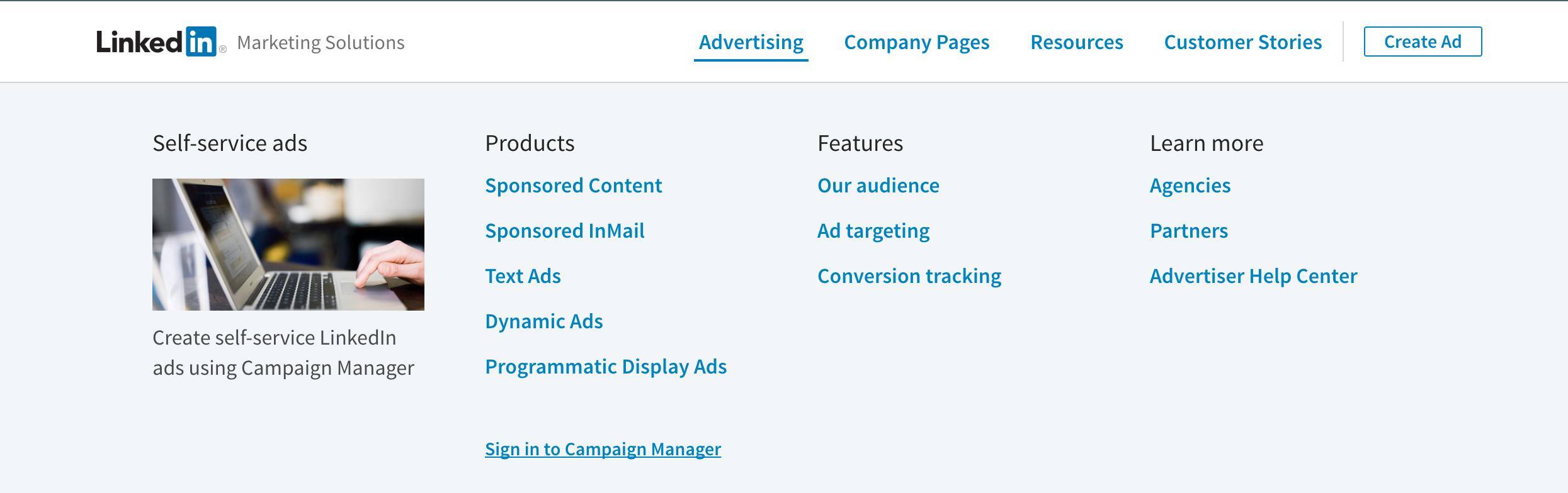 LinkedIn Campaign Monitor