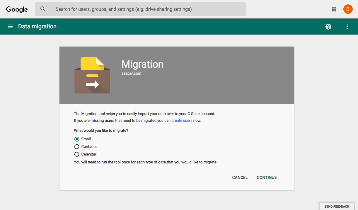 How to Import, Export, Back Up, and Migrate Your G Suite and Google ...