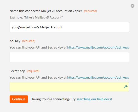how to get linkedin api key and secret