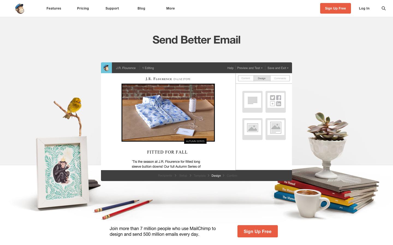 MailChimp for Nonprofits