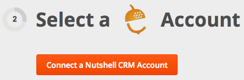Connect Nutshell CRM to Zapier