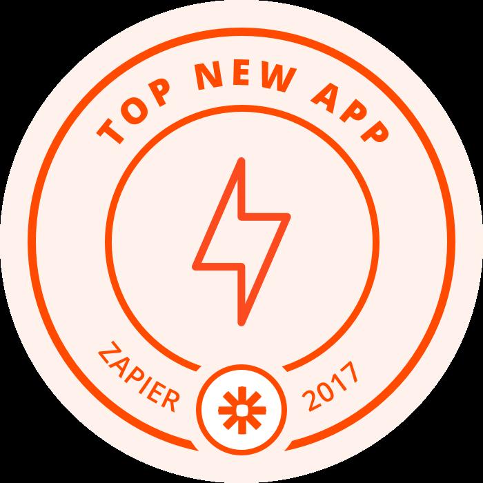 Zapier top app