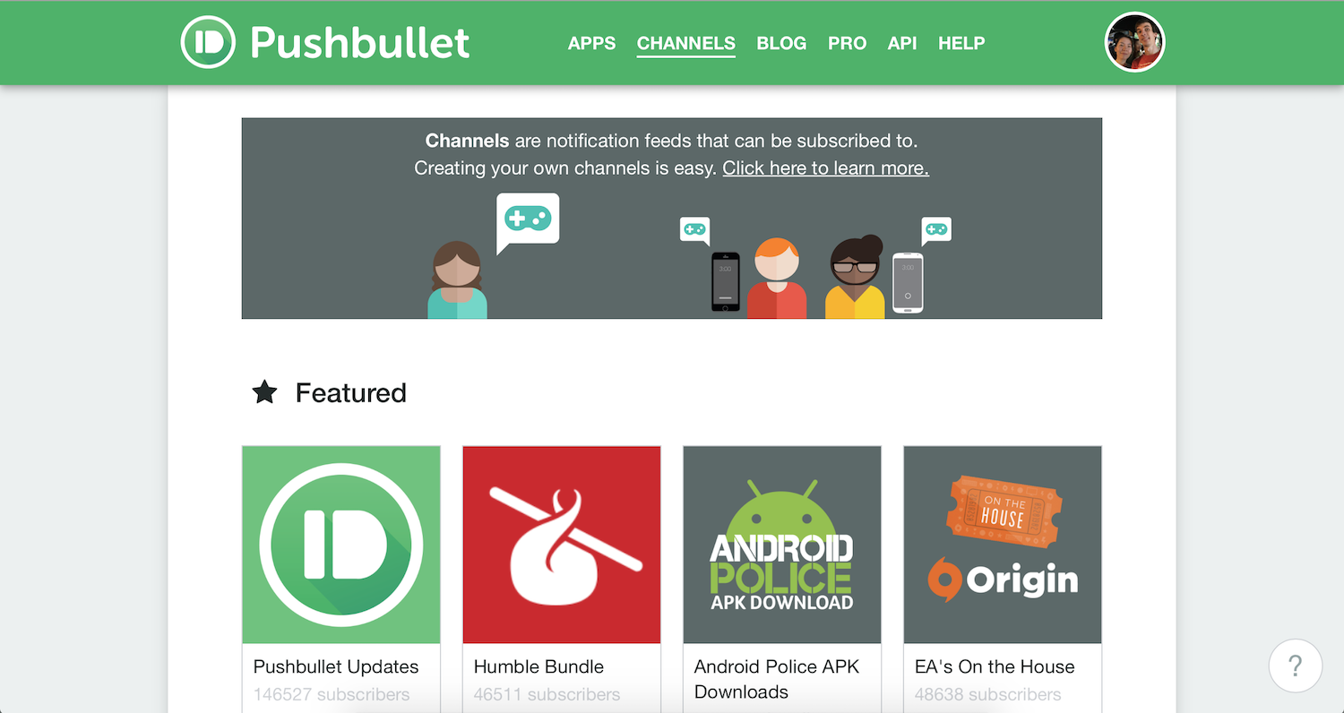 Pushbullet App For Pc