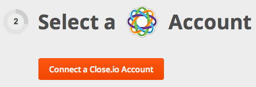 Connect Close.io to Zapier