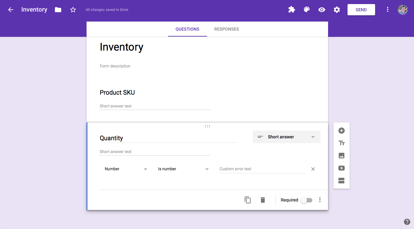 How to Manage Inventory in Google Sheets with Google Forms - How to ...