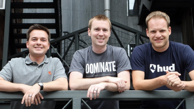 Hudl co-founders