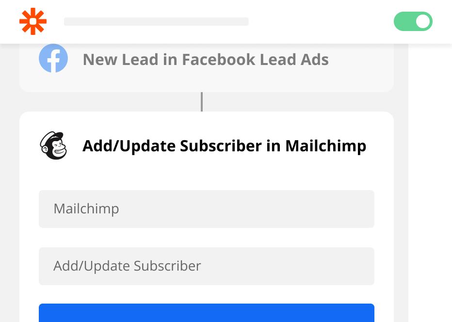 Add or update a subscriber in Mailchimp