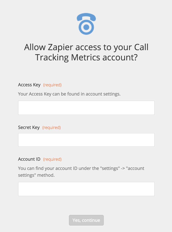 CallTrackingMetrics Info