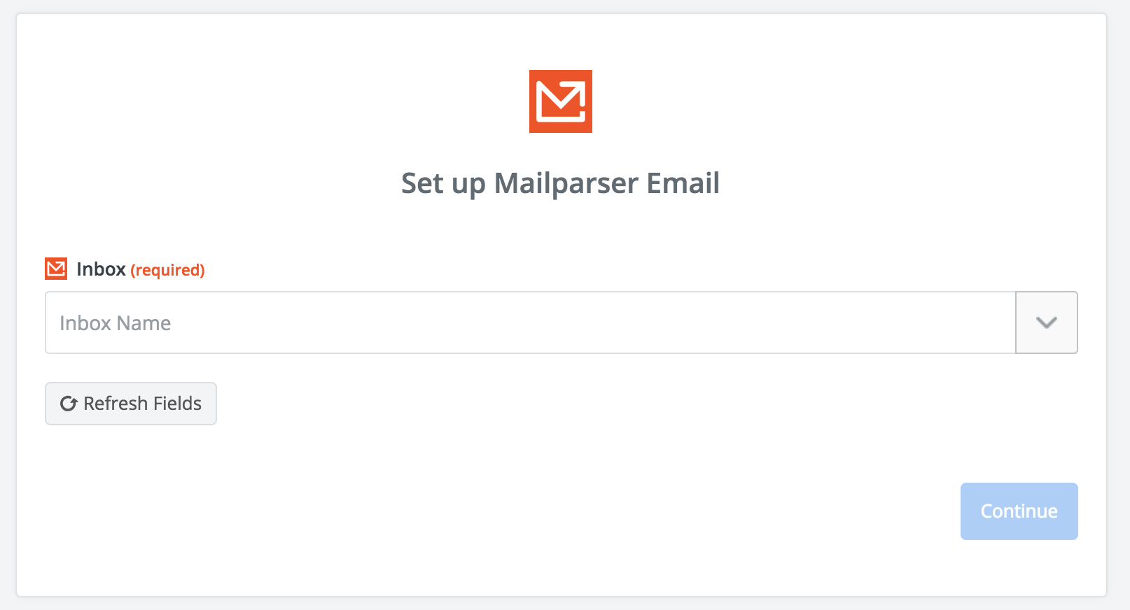 Choose your inbox
