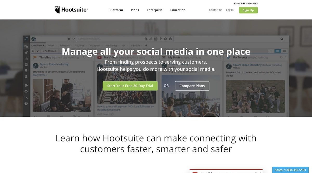 hootsuite social sweepstakes hootsuite features pricing alternatives and more zapier 2747