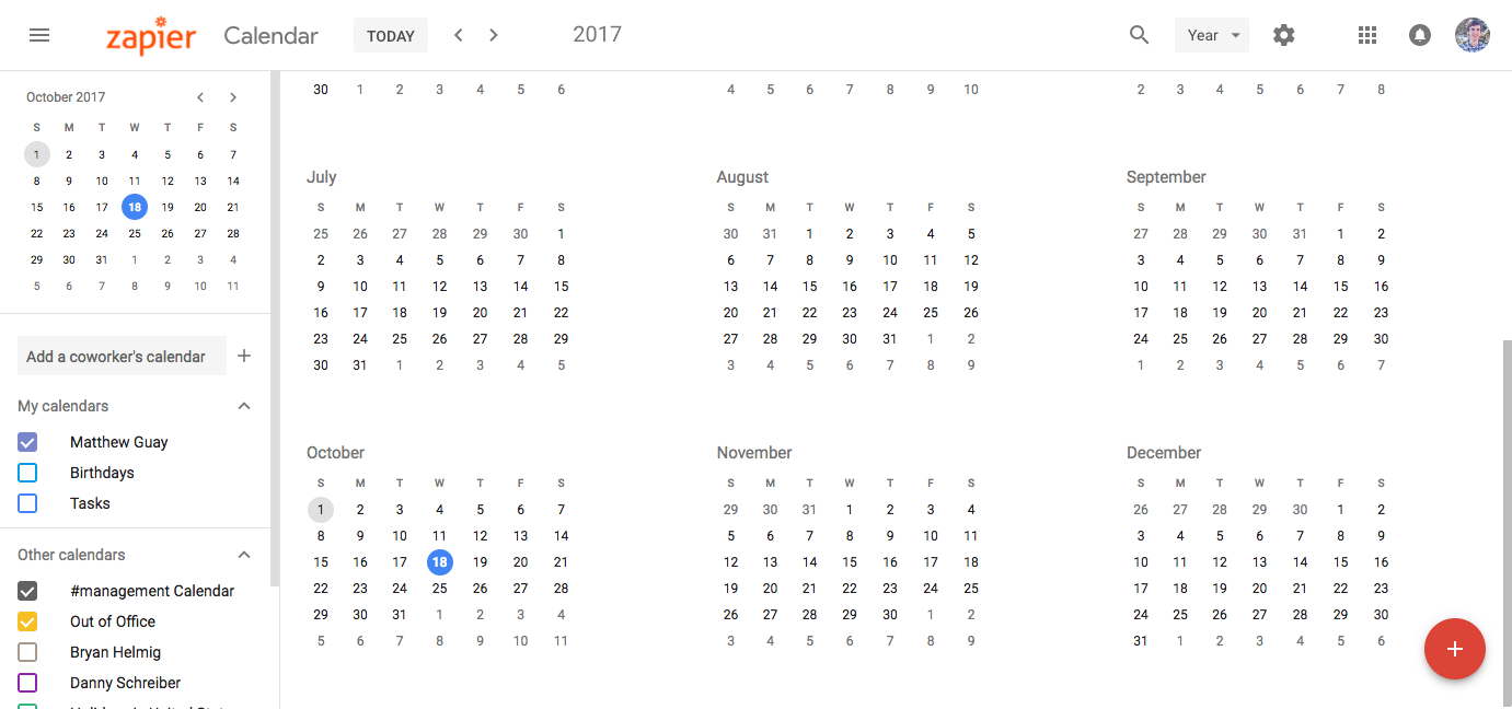 Year Calendar Google : New google calendar features you should start using now