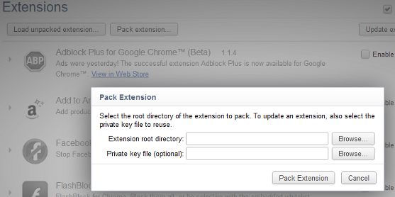 Backbone js and Chrome Extensions