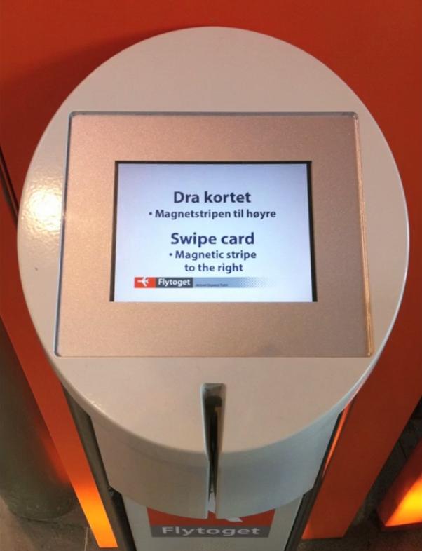 Oslo machine