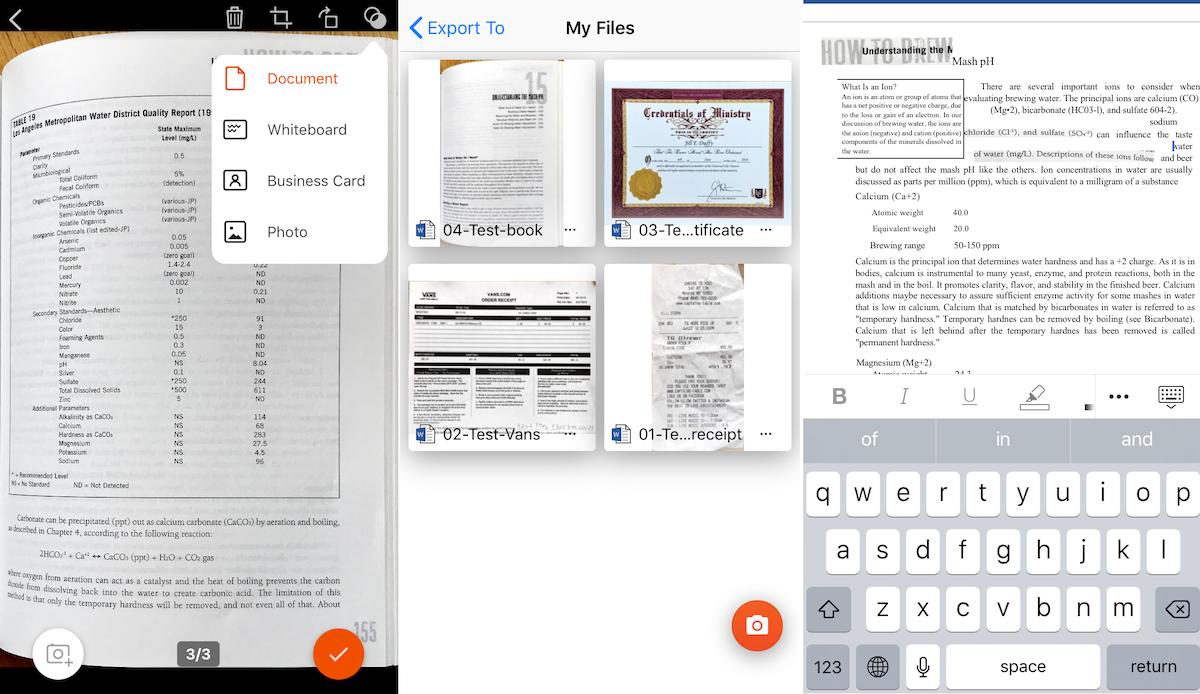 Microsoft OfficeLens