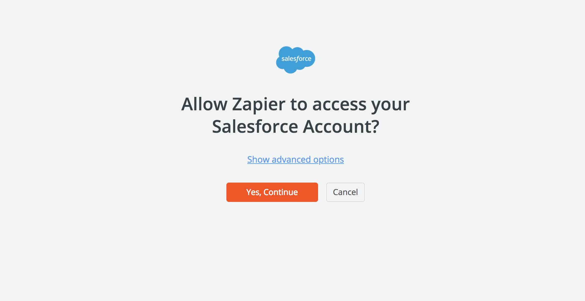 Salesforce Login