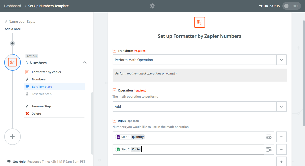 How to manage inventory in google sheets with google forms how zapier formatter pronofoot35fo Gallery