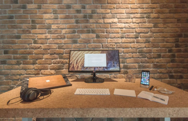 Matthew Guay's workspace