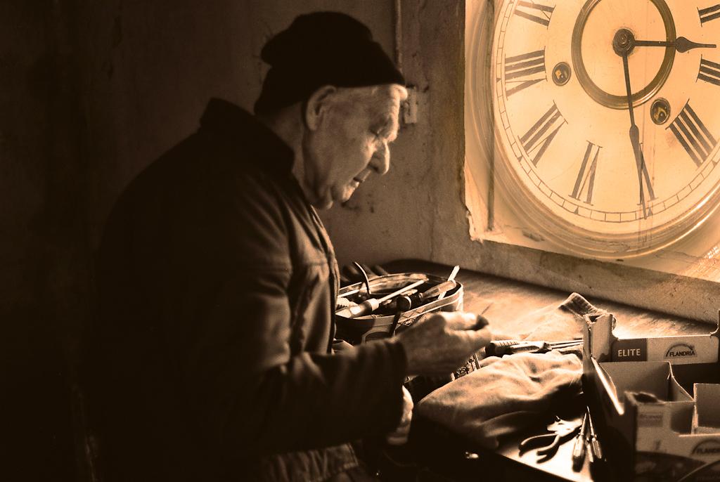 watch repairman