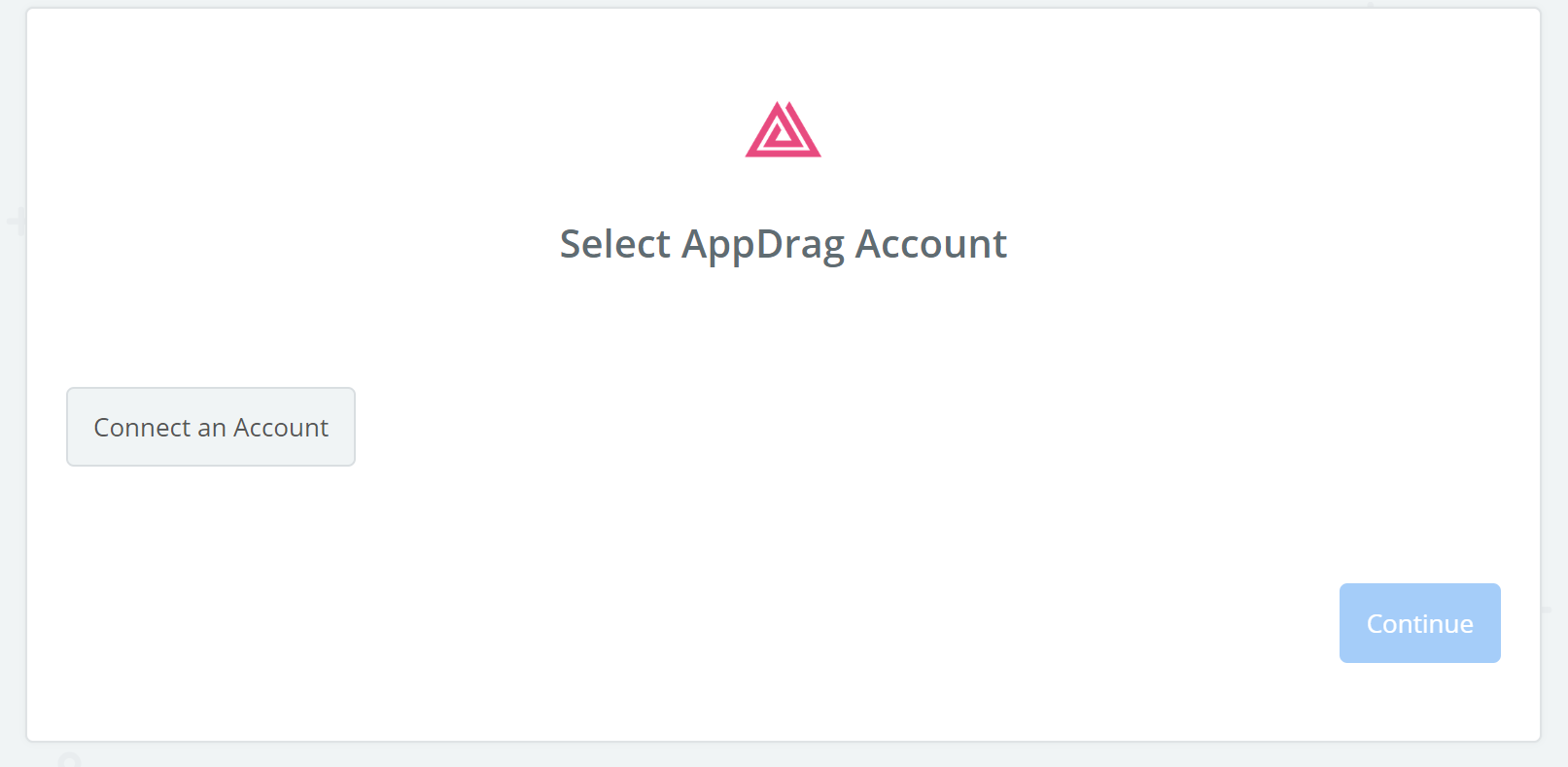 Click to connect  AppDrag