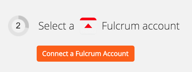 Connect to Fulcrum