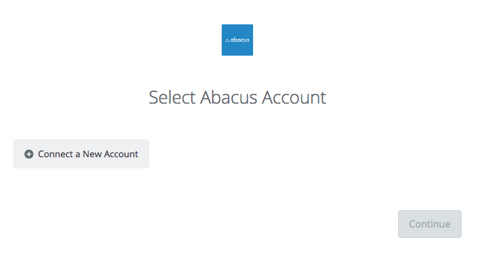 Click to connect Abacus