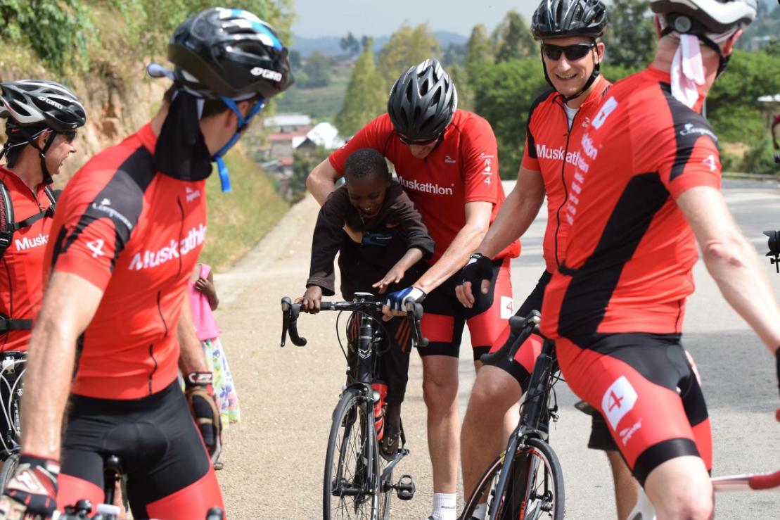 Fokke race in Rwanda