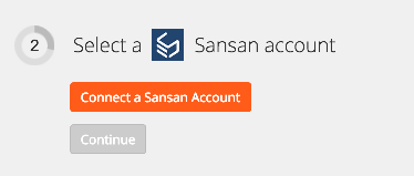Click to connect to Sansan