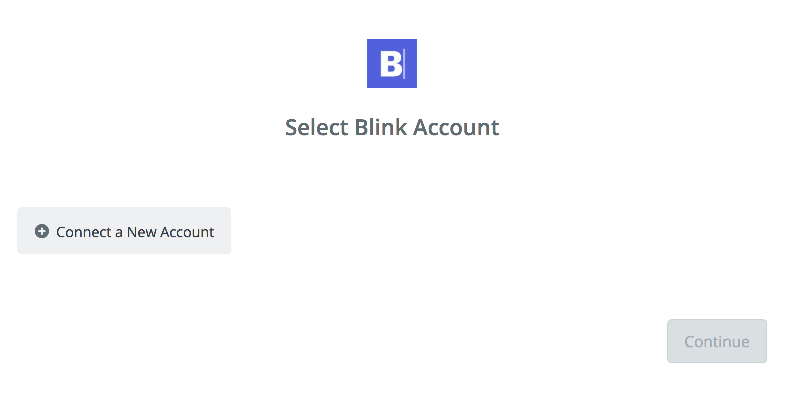Click to connect  Blink