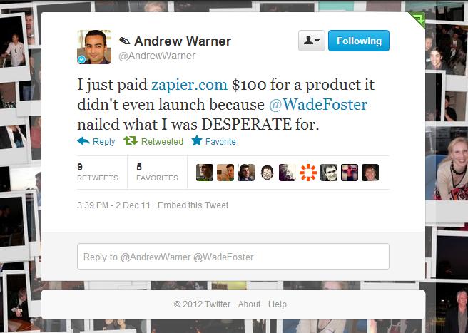 Andrew Warner