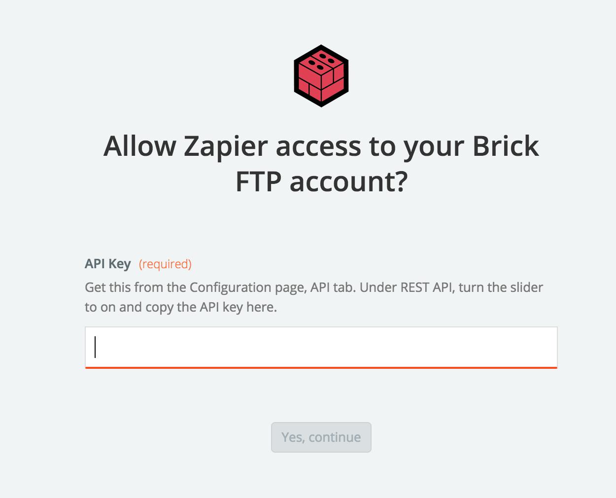 APP API Key