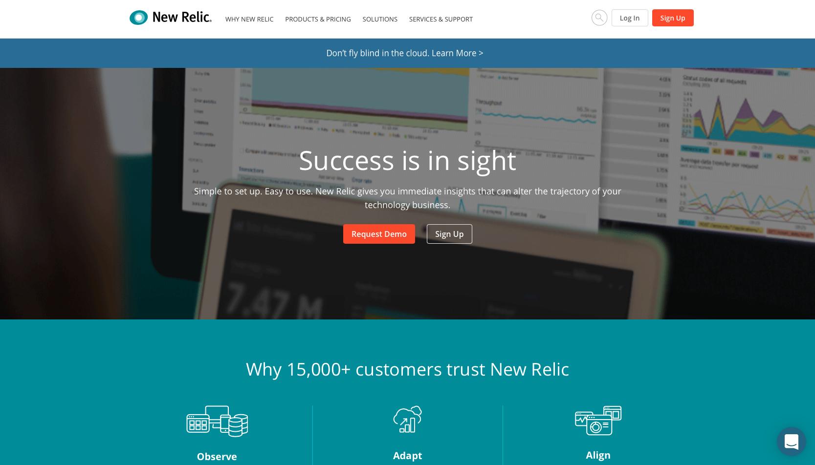 New Relic Screenshot Examples & Demo Videos   Zapier