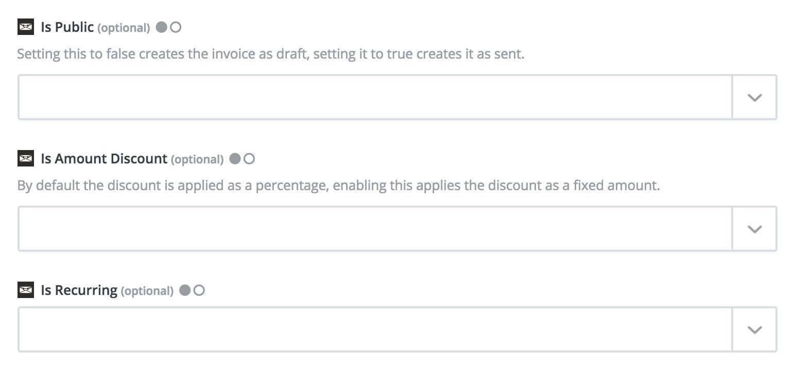 Invoice Ninja Updates Use Zaps To Create More Robust Invoices - Whats an invoice