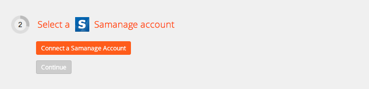Connect your Samanage account to Zapier