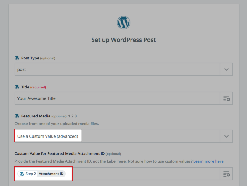 WordPress - Integration Help & Support | Zapier