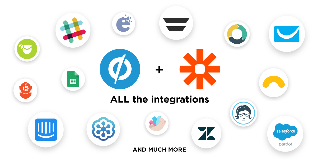 New for Unbounce: Automate Lead Generation with Unbounce's In-App Zapier  Integration - Updates | Zapier
