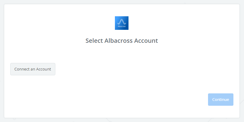 Click to connect Albacross