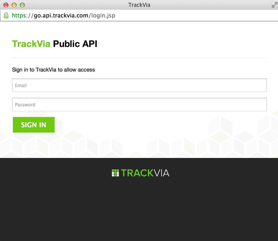 TrackVia 3