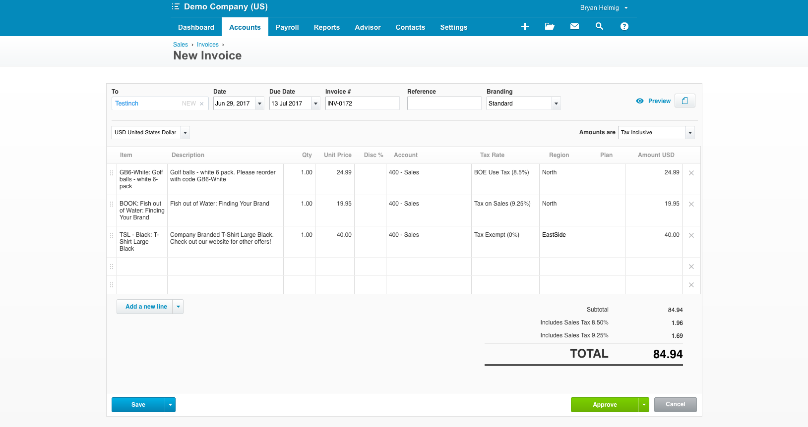 Invoices Are How Your Company Gets Paid For Worku2014but Theyu0027re Only A Part Of  Your Accounting Workflow. Xero Helps You Manage Everything Together, ...  Custom Invoice Software