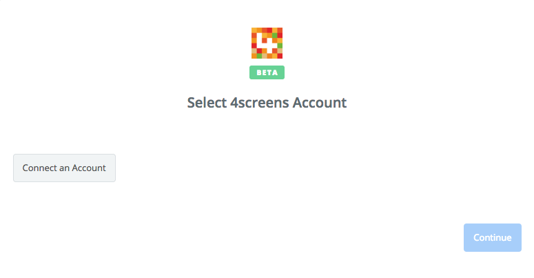 Click to connect  4screens